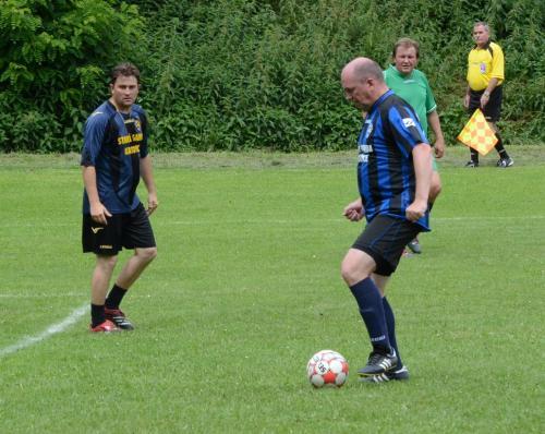 60 let fotbalu v Pracejovicích