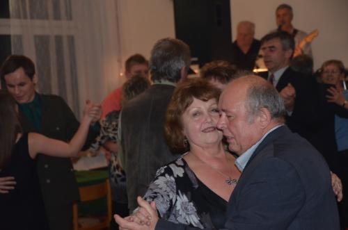 Myslivecký ples 2015